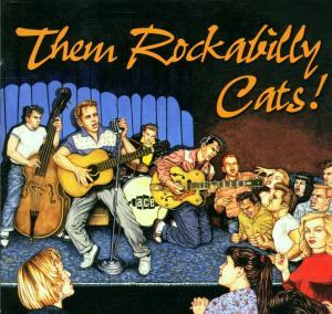 THEM ROCKABILLY CATS! als CD