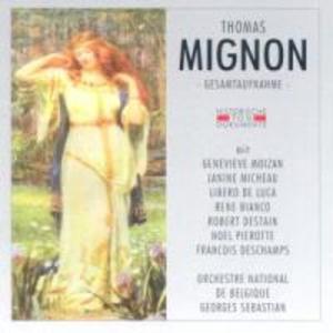 Mignon als CD