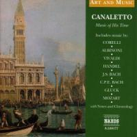 Canaletto-Music Of His Time