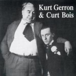 Kurt Gerron & Curt Bois