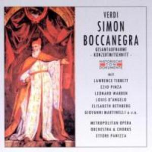 Simon Boccanegra (GA) als CD