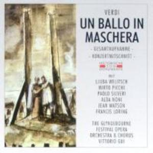 Un Ballo In Maschera als CD