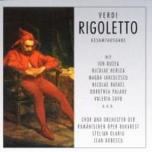 Verdi Rigoletto Gesamtausgabe als CD