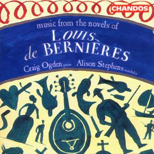 MUSIC FROM NOVELS OF BERNIERES als CD