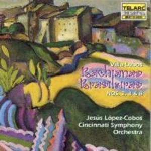Bachianas Brasilairas als CD