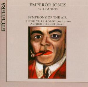 EMPEROR JONES als CD