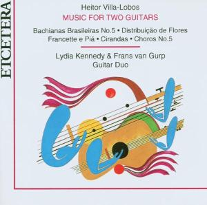 Music For Two Guitars als CD