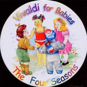 Vivaldi For Babies,Four Seasons als CD