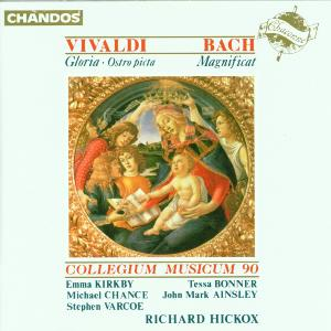 Gloria/Ostro Picta/Magnificat als CD