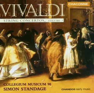 Konzerte Für Streicher Vol.3 als CD
