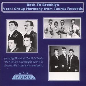 VOCAL GROUP HARMONY FROM TAURU als CD