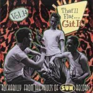 VOL.14,SUN,THAT LL FLAT GIT als CD