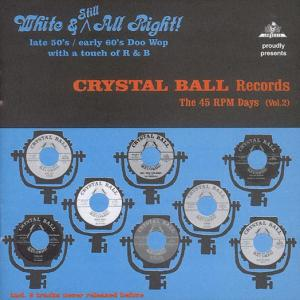 VOL.2,CRYSTAL BALL RECORDS- als CD