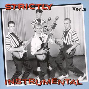 VOL.3,STRICTLY INSTRUMENTAL als CD