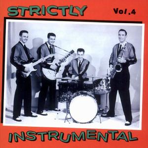 VOL.4,STRICTLY INSTRUMENTAL als CD