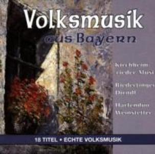 Volksmusik Aus Bayern als CD