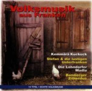 Volksmusik Aus Franken als CD