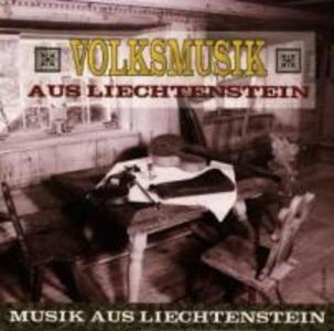 Volksmusik Aus Liechtenstein als CD