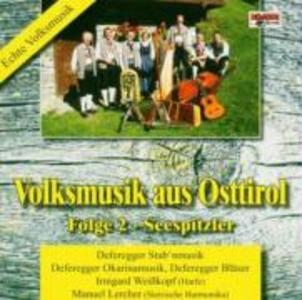 Volksmusik aus Osttirol Folge 2 als CD