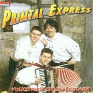 Volksmusik Ist Superstark als CD