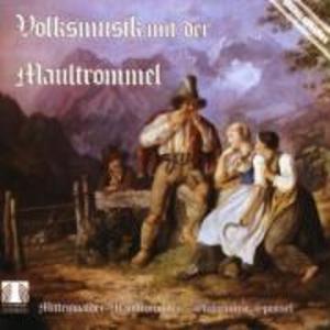 Volksmusik mit der Maultrommel als CD