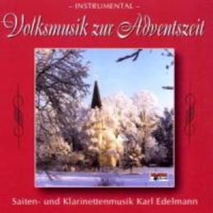 Volksmusik zur Adventszeit als CD