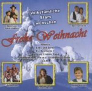 Volkst.Stars Wünschen Frohe Weihnachten als CD