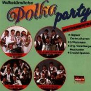 Volkstümliche Polkaparty/Ins als CD