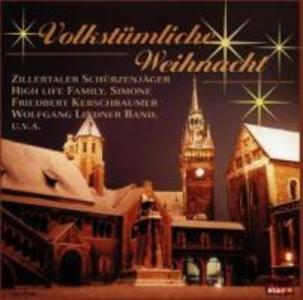 Volkstümliche Weihnacht als CD