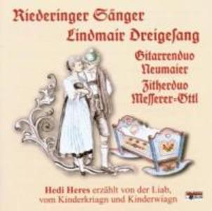 Vom Kinderkriag'n und Kinderwiag'n als CD