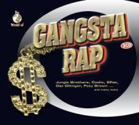 Gangsta Rap als CD
