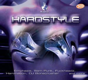 Hardstyle als CD