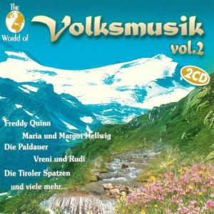 Volksmusik Vol.2 als CD
