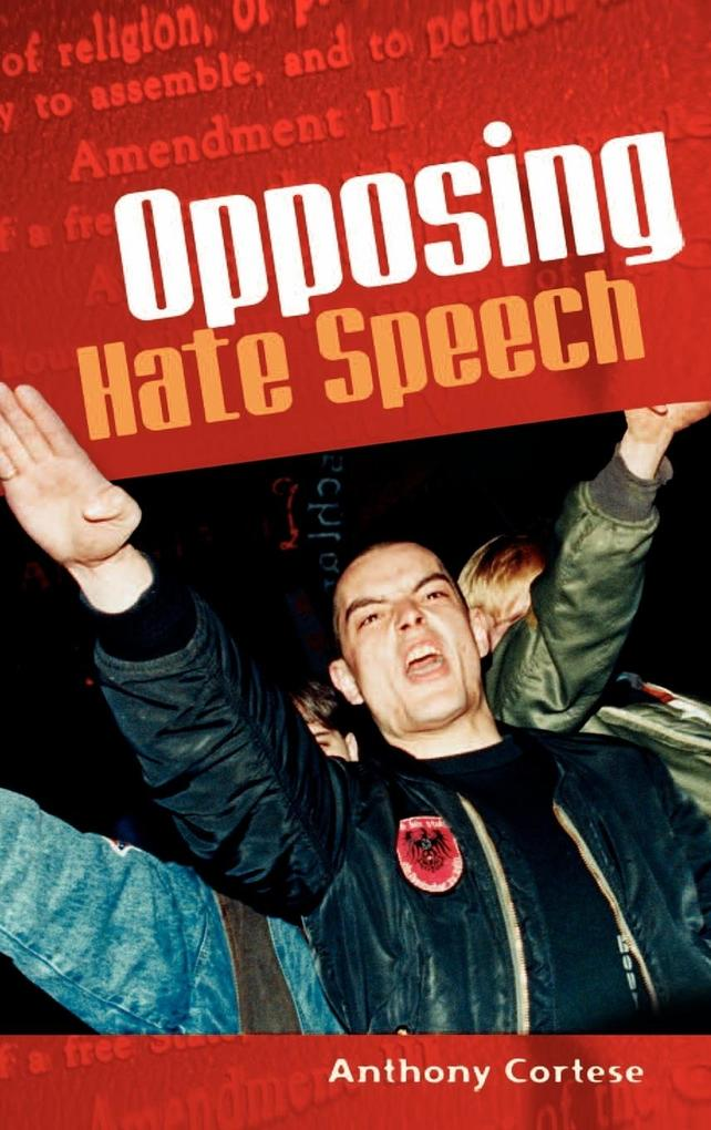 Opposing Hate Speech als Buch