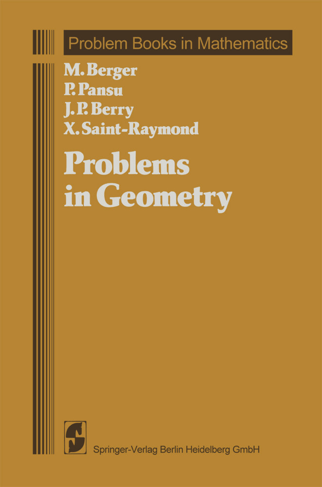 Problems in Geometry als Buch