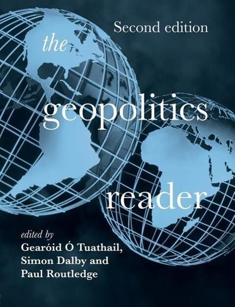 The Geopolitics Reader als Buch