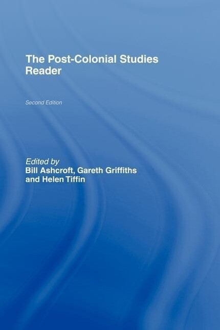 Post-Colonial Studies Reader als Buch