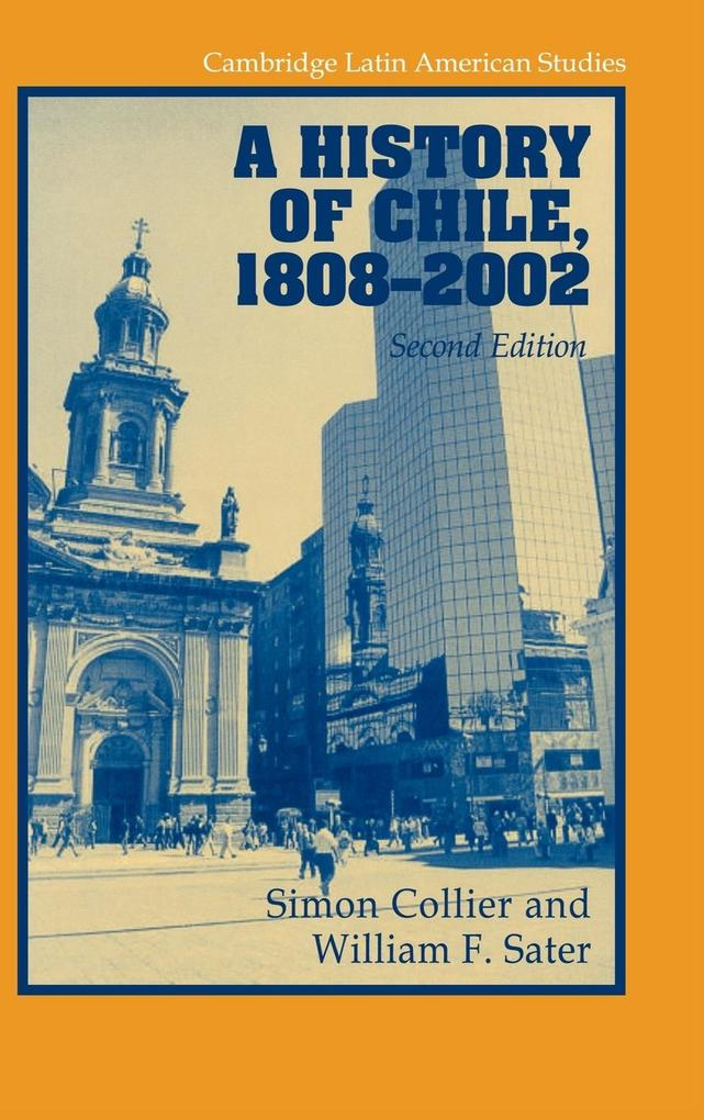 A History of Chile, 1808 2002 als Buch