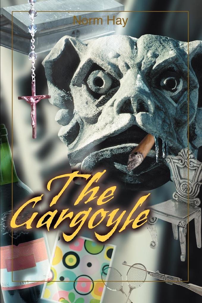 The Gargoyle als Buch