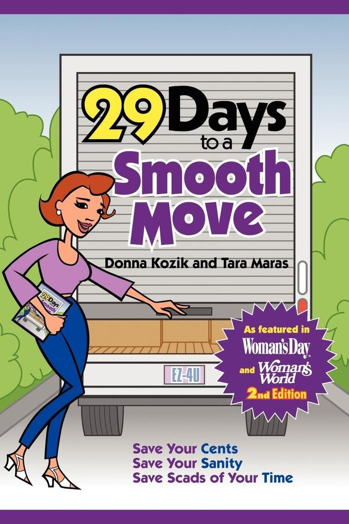 29 Days to a Smooth Move: 2nd Edition als Taschenbuch