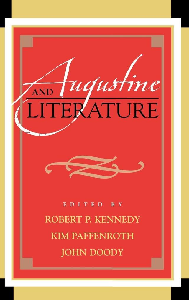 Augustine and Literature als Buch