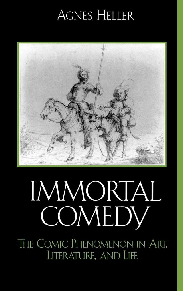 The Immortal Comedy als Buch