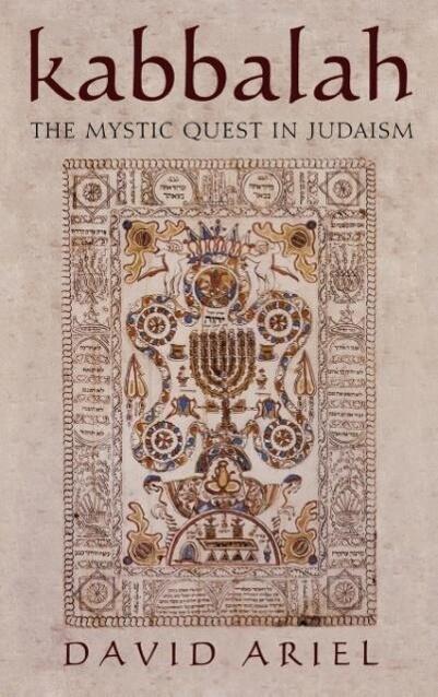 Kabbalah: The Mystic Quest in Judaism als Buch