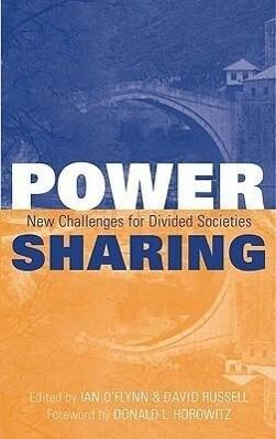Power Sharing als Buch