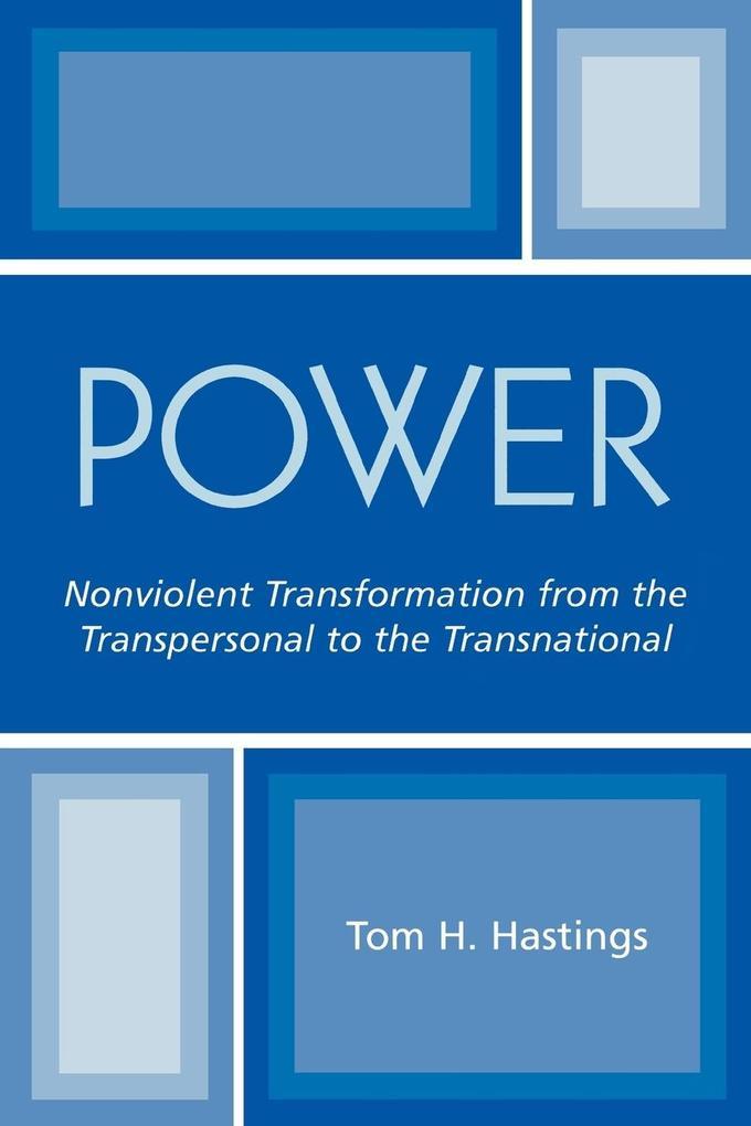 Power als Taschenbuch