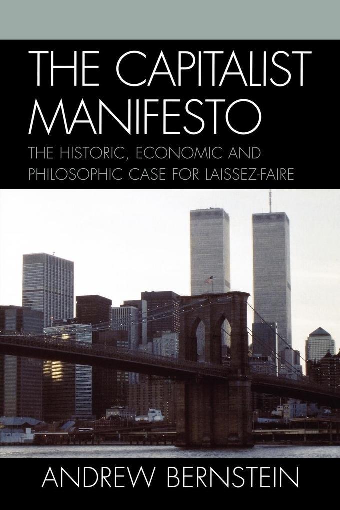 The Capitalist Manifesto als Taschenbuch