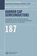 Narrow Gap Semiconductors: Proceedings of the 12th International Conference on Narrow Gap Semiconductors