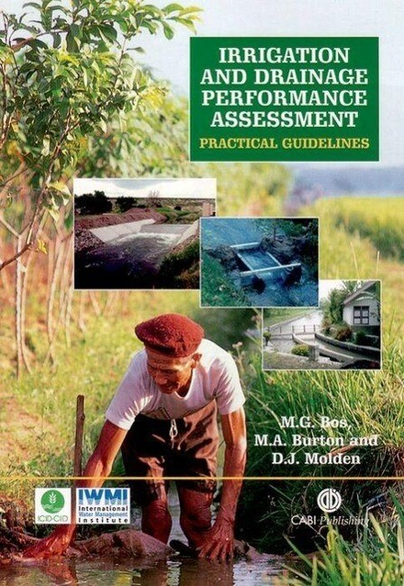 Irrigation and Drainage Performance Assessment: Practical Guidelines als Buch