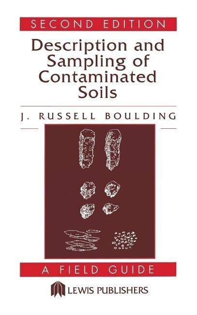 Description and Sampling of Contaminated Soils als Buch