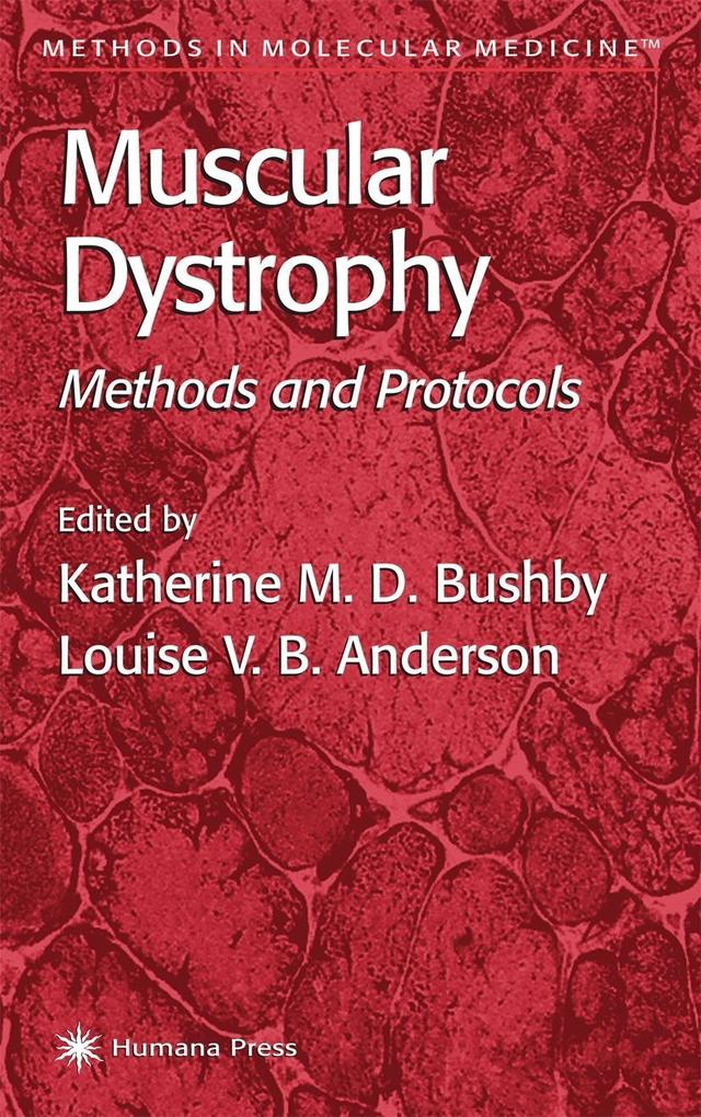 Muscular Dystrophy als Buch